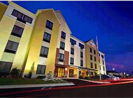 Hotel near Savannah Hilton Head Intl airport : TownePlace Suites by Marriott Savannah Airport