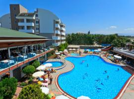 Club Mermaid Village Avsallar Turkiet