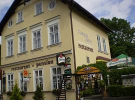 Pension a Restaurant Vesna Srbská Kamenice Czech Republic