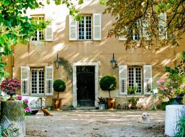 Hotel Photo: B&B Domaine Le Clos du Pavillon