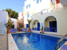 Hotel Leta Fira Greece
