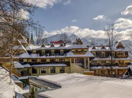 Hotel Photo: Willa Monte Rosa