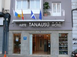 Hotel photo: Hotel Tanausu