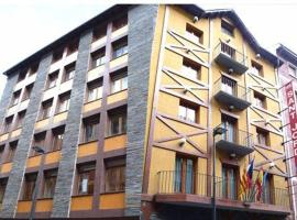 A picture of the hotel: Hotel Sant Jordi