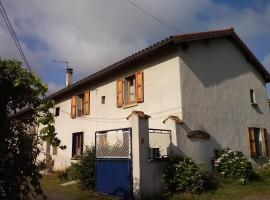 Hotel Photo: La Ferme de l'Orme-Vial