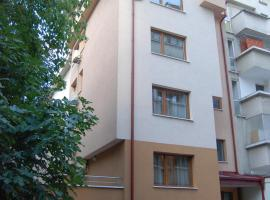 Aleko Apartments Sofia Bulgaria