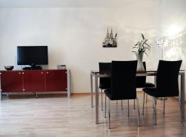 Domapartment Cologne City Schokoladenmuseum كولونيا ألمانيا