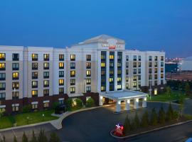Hotel near  Newark Liberty Intl  airport:  SpringHill Suites by Marriott Newark International Airport