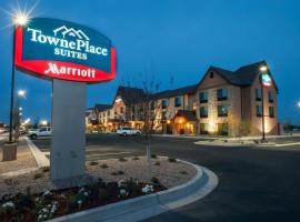 TownePlace Suites Roswell Roswell ASV