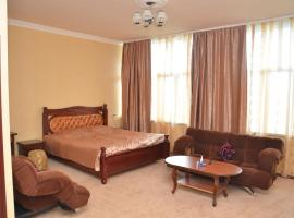 Hotel photo: Vanadzor Hotel & Spa