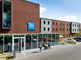 Hotel Photo: ibis Budget Brussels South Ruisbroek