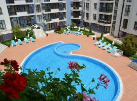 Amphora Palace Aparthotel Golden Sands Bulgaria
