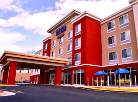 Hotel Photo: Fairfield Inn & Suites by Marriott Stafford Quantico