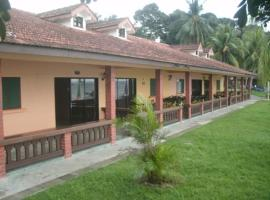 Hotel photo: Celestial Ubin Beach Resort