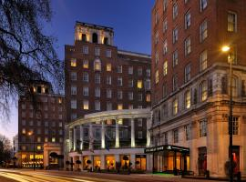 Grosvenor House, A JW Marriott Hotel London United Kingdom