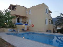 Bay View Apartments Makry Gialos اليونان