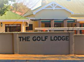 Hotel photo: The Golf Lodge