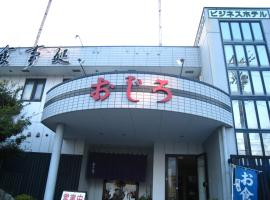 Hotel photo: Business Hotel Ojiro