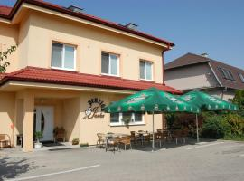 Hotel photo: Penzion Jarka
