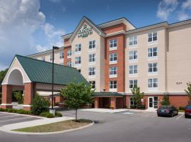 Country Inn and Suites Knoxville at Cedar Bluff Knoxville USA