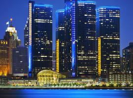 A picture of the hotel: Detroit Marriott at the Renaissance Center