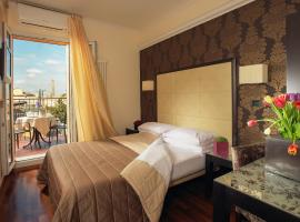 Hotel Touring Bologna Italien