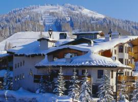 Hotel Photo: Goldener Hirsch Inn Park City