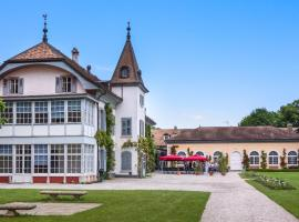 Hotel photo: Château de Bossey