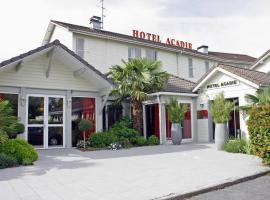 Inter-Hotel Acadie Tremblay En France Francia