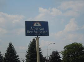 Americas Best Value Inn Maumee/Toledo Maumee USA