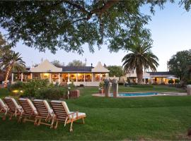 Thylitshia Villa Country Guesthouse Oudtshoorn South Africa