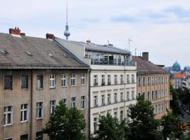 City-Center 3-room Apartment in Mitte Berlin Germany