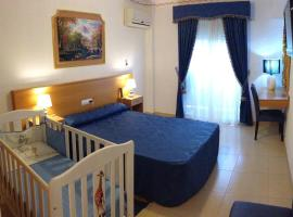 Hotel photo: Hostal Residencial RR