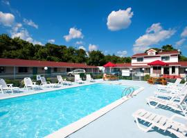 Economy Motel Inn and Suites Somers Point Somers Point USA