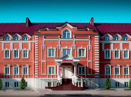 Hotel Elbuzd Rostov on Don Russia