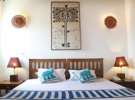 Blue Elephant Tourist Guesthouse Negombo Sri Lanka