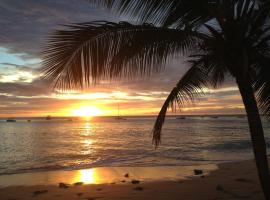 Tropical Sunset Beach Apartment Hotel Holetown Barbados