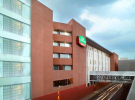 Hotel near  Licenciado Benito Juarez Intl  airport:  Courtyard by Marriott Mexico City Airport