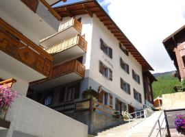 Haus Holiday Saas-Fee Suíça