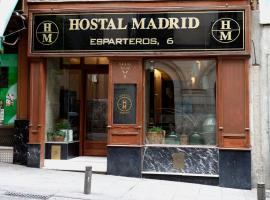 Photo de l'hôtel: Hostal Madrid