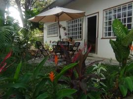 Hotel near Marcos A Gelabert Intl airport : Spanish in the City - Panama