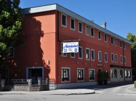 Hotel photo: Hotel Almtalerhof