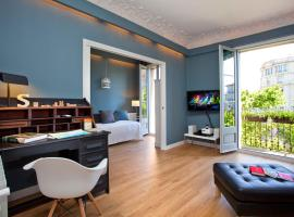 The Boutique Apartments Barcelona Spain