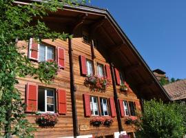 Hotel photo: Chalet Allmegrat