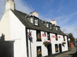 Hotel Photo: The Red Lion Inn