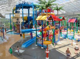 Big Splash Adventure Hotel and Indoor Water Park French Lick USA