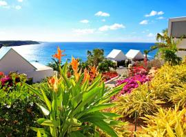 Hotel near Anguilla: CeBlue Villas & Beach Resort