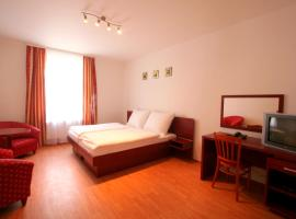 Apart Hotel Susa Prague Czech Republic