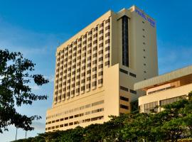 Hotel photo: Pearl View Hotel Prai, Penang