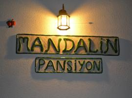 Mandalin Pension Seferihisar Turkey